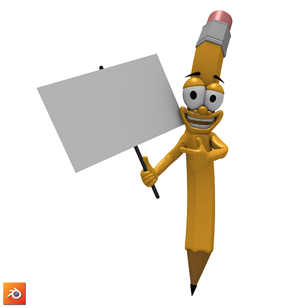 Etude et création d'image d'illustration animable en 3D